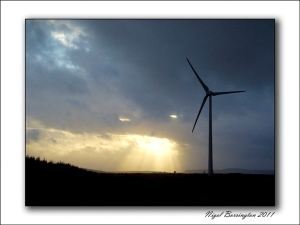 Ballymartin windfarm